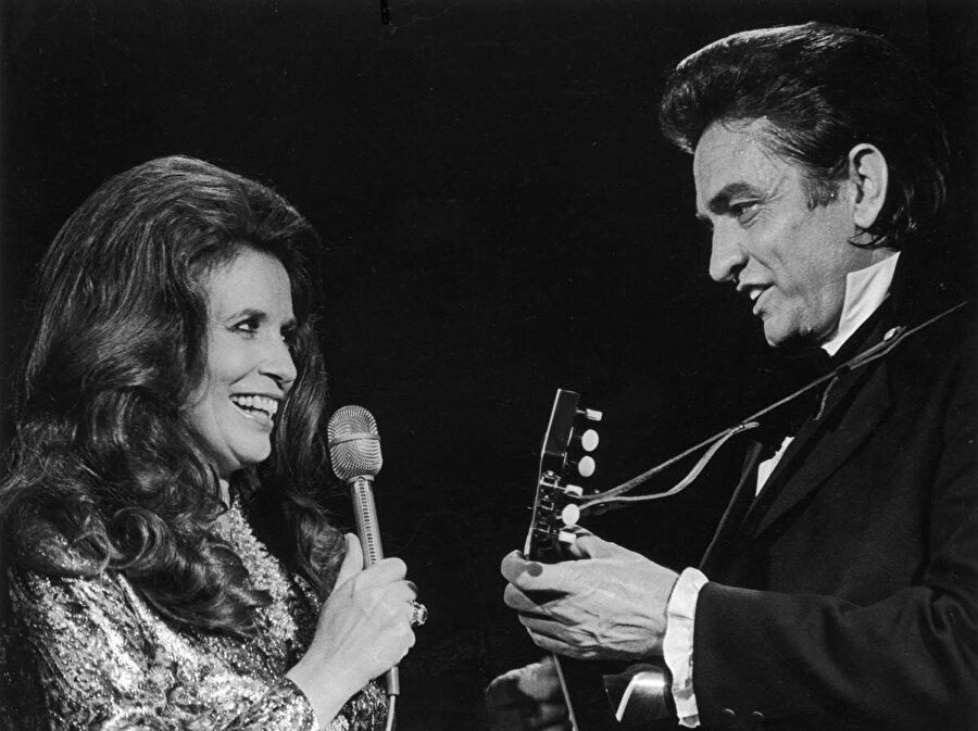 June ve Johnny Cash