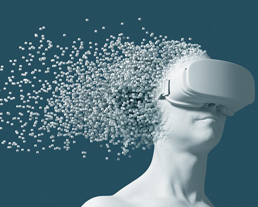 Dijital çağ denen fenomen, dışarının ve sonlu dışarı ve sonlu olmaktan çıkarılmasından ibarettir.