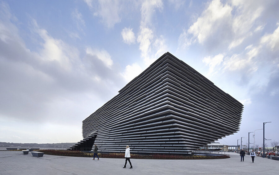 V&A Dundee Museum, Dundee.