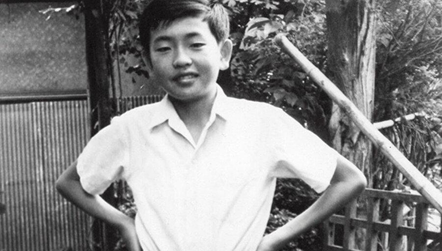 Kengo Kuma, çocukluk yılları.