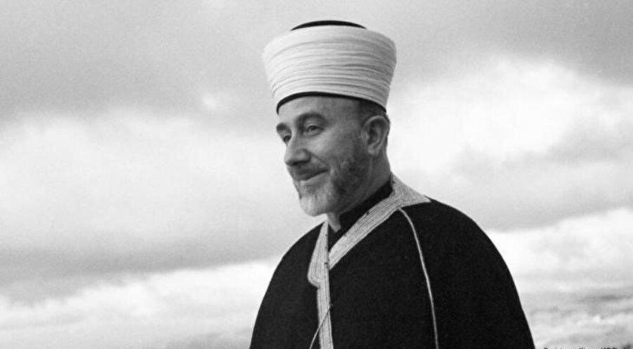 Emin el Hüseyni, henüz erken yaşlarda Kur'an hıfzını tamamladı.
