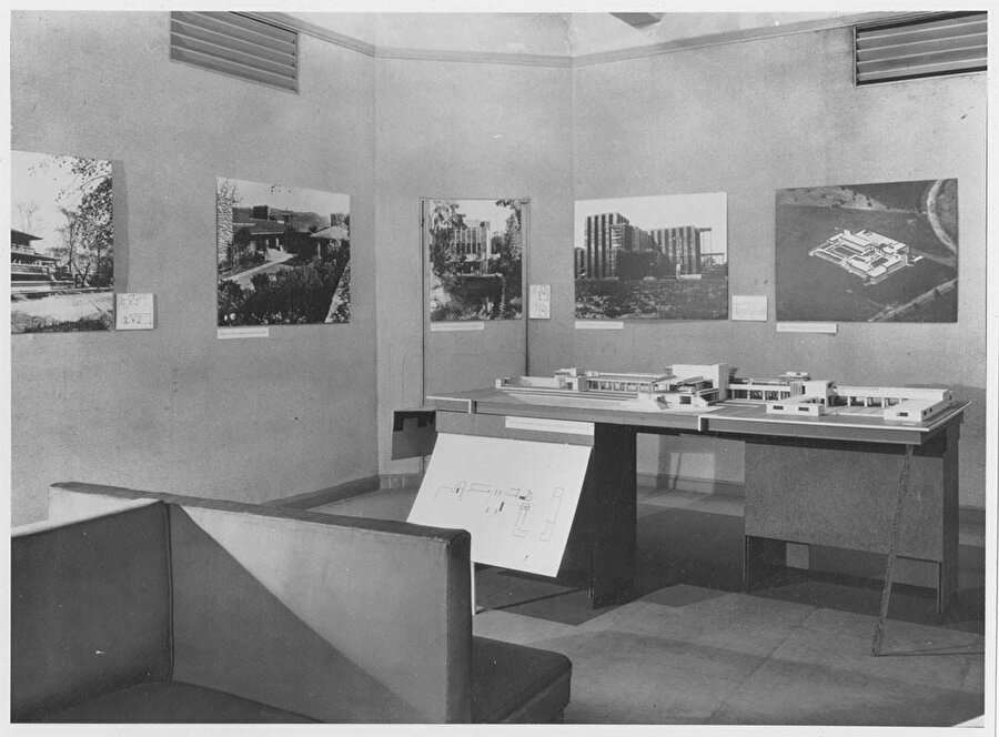 The International Style: Architecture Since 1922 Exhibition.