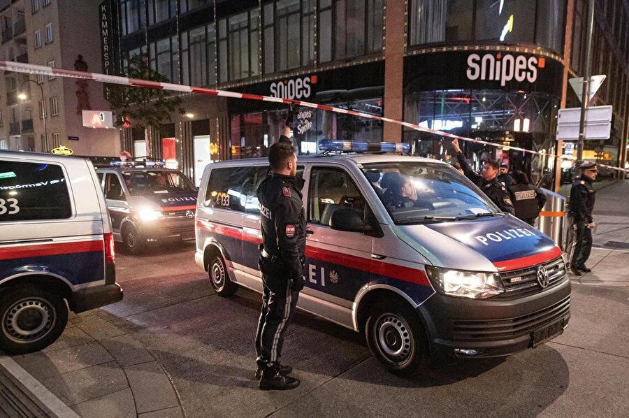 Saldırı sonrası geniş güvenlik önlemleri alındı.