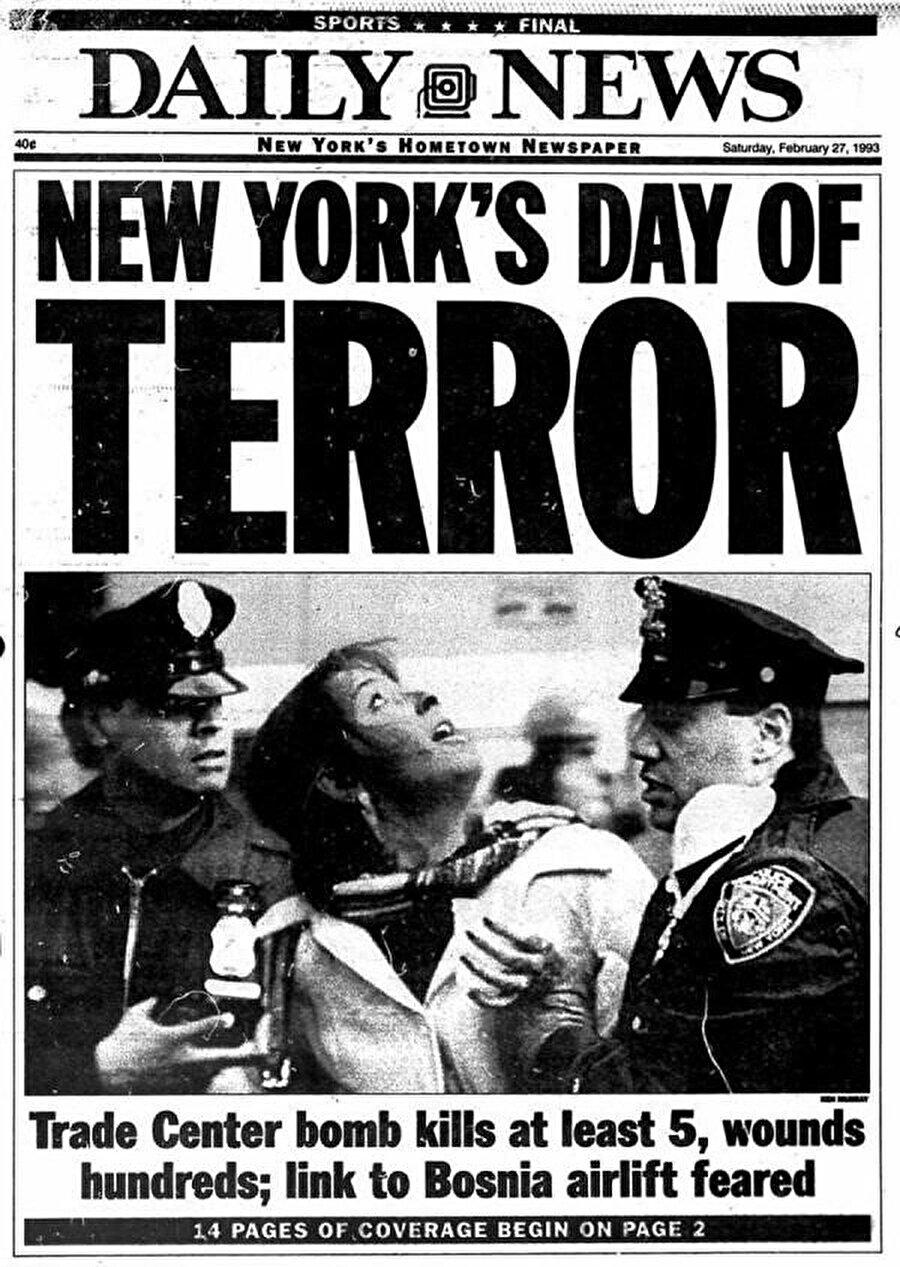 Amerikan basını, saldırıyı böyle duyurmuştu.