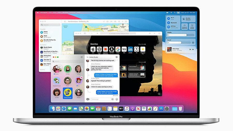 Yeni Mac'ler, Apple silikon sayesinde performansın ötesinde güç verimliliği de vadedecek gibi görünüyor. Üstelik özellikle makine öğrenimi konusunda da ciddi iyileştirmeler söz konusu.