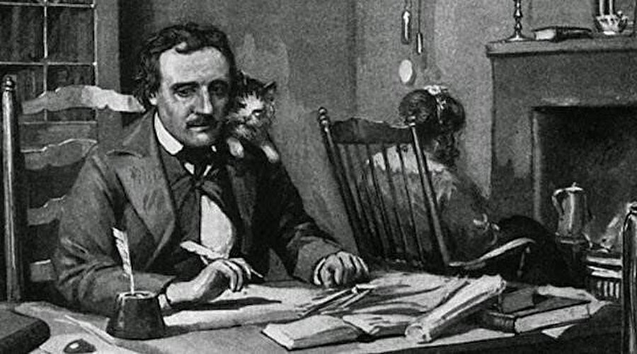 Poe, bir gölge olarak hatırlayacak annesini yıllar sonra. Renkten renge, kılıktan kılığa girerek şairimizin bütün öykülerinde kendisini gösterecek.