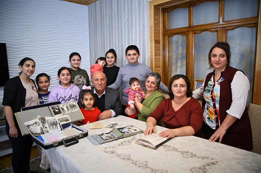 Meherremovlar, büyük aile olarak Şuşa'ya dönecekleri günü bekliyor.