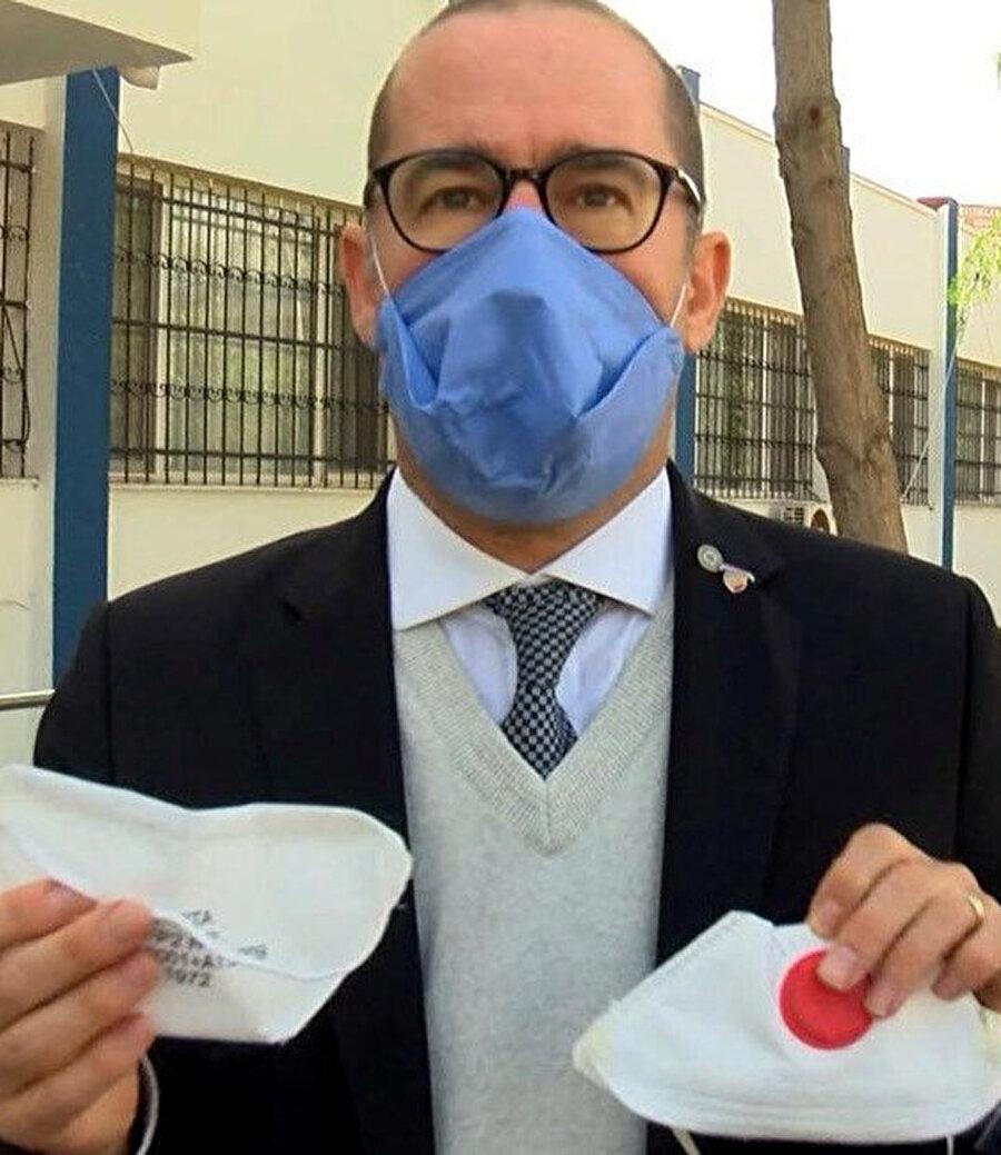 Ege Üniversitesi Hastanesi Enfeksiyon Hastalıkları Anabilim Dalı Öğretim Üyesi Prof. Dr. Oğuz Reşat Sipahi
