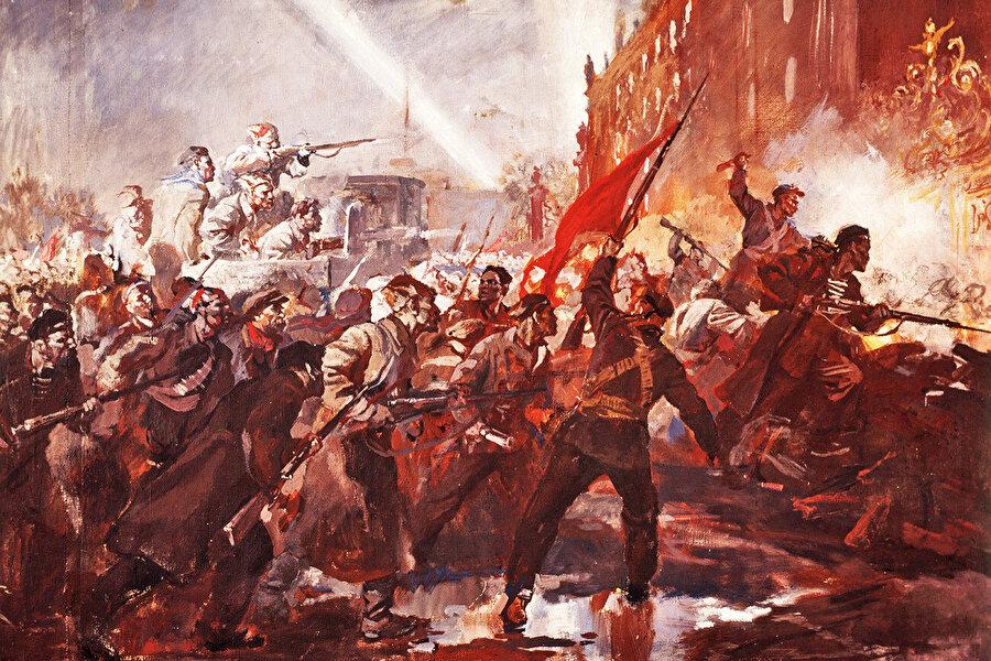 Milyonlarca Rusya Türkü de bu gelişmelerden uzak kalmadı. Bu devrimci ruh, Türk Müslümanları ilgilendiren dînî, siyasî ve kültürel hürriyet, eğitim ve kültür alanındaki sorunları bütün ciddiyetiyle ortaya koymalarına neden oldu.