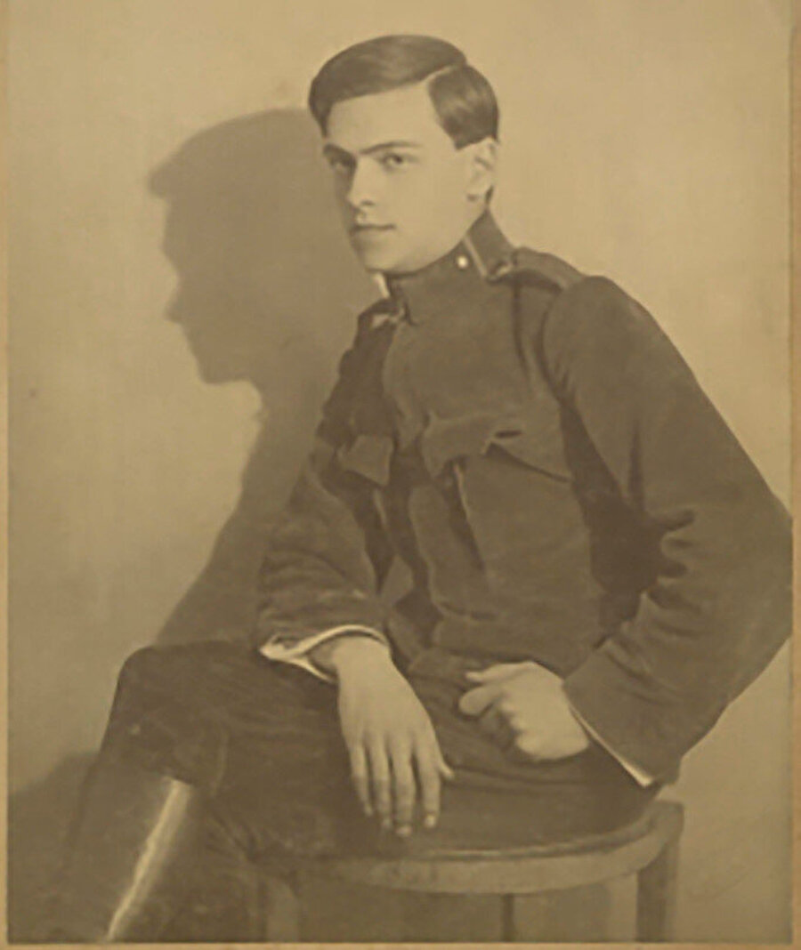 Karl Berger, Taha Toros Arşivi.
