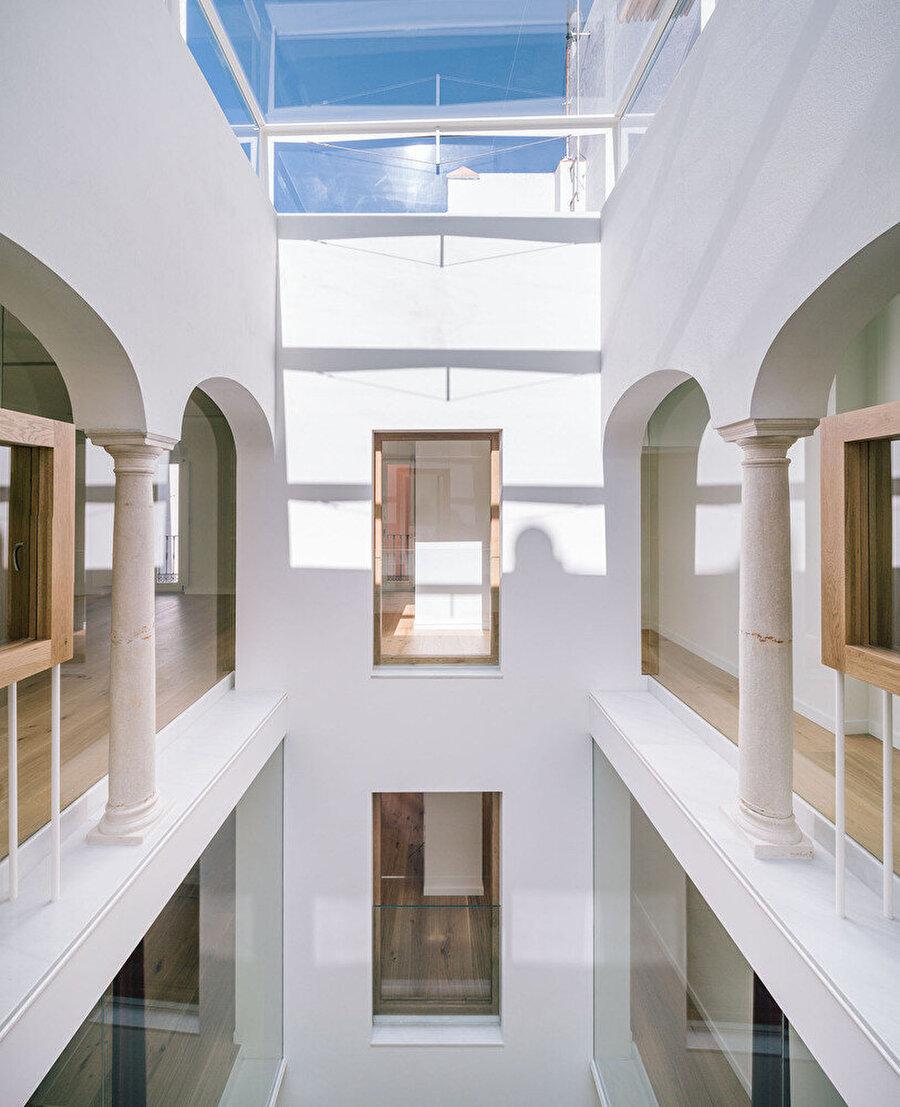 2. kattan galeriye bakış.
