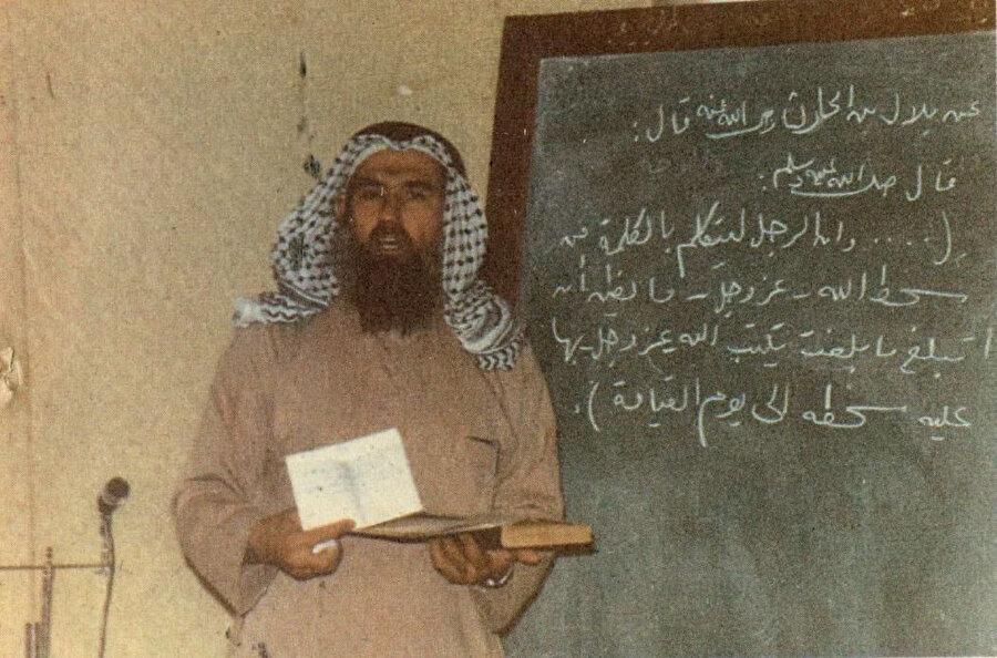 Azzâm, üç yıl boyunca Ezher'de usûl-i fıkh tahsil etti.