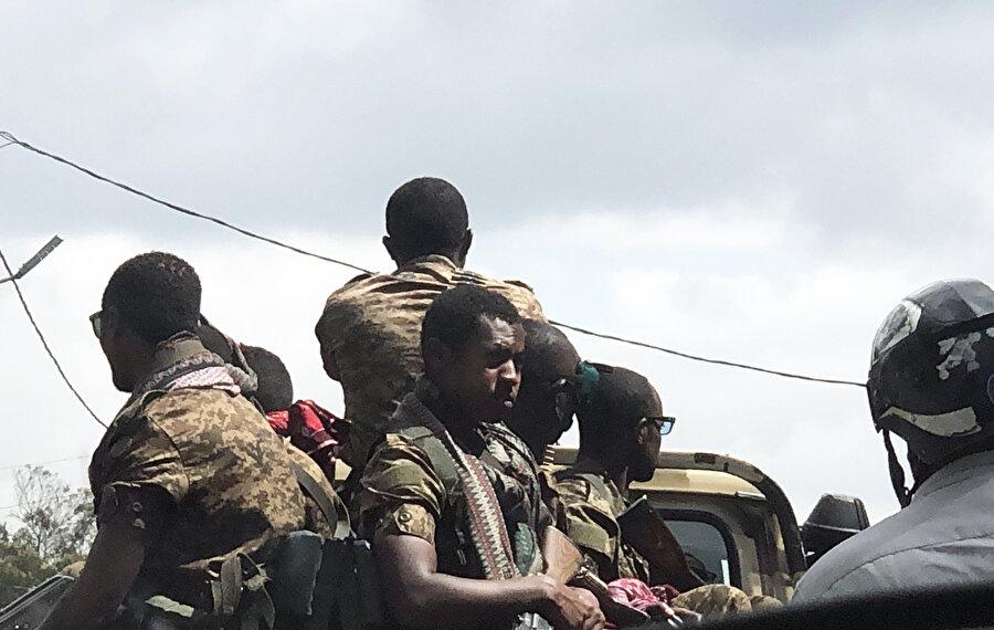 Ahmed, pazartesi günü, TPLF'ye teslim olmaları için 3 gün süre vermiş, TPLF ise teslim olmayı reddetmişti.