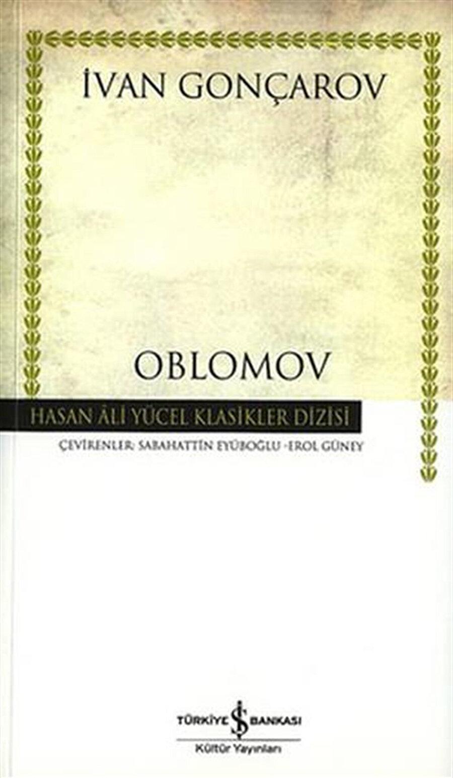 İvan Gonçarov, Oblomov