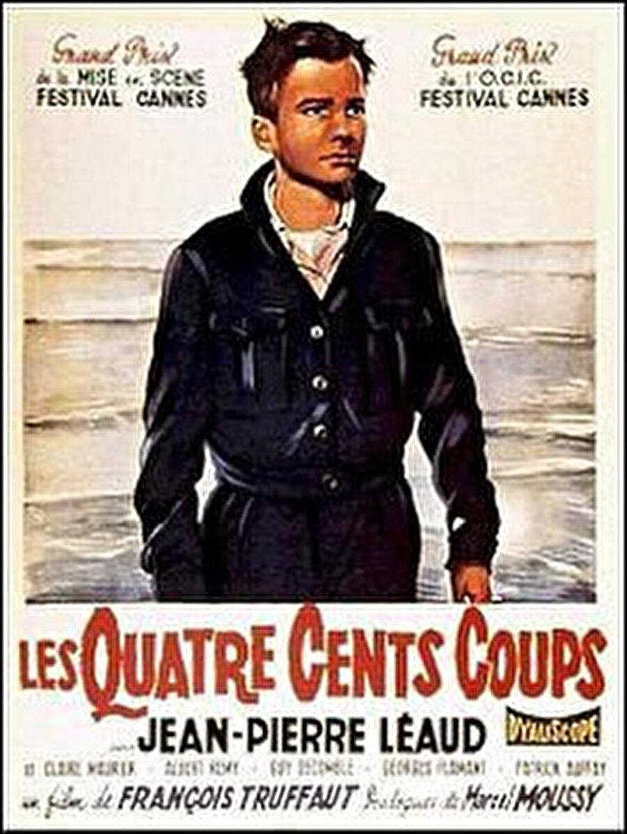 François Truffaut, 400 Darbe
