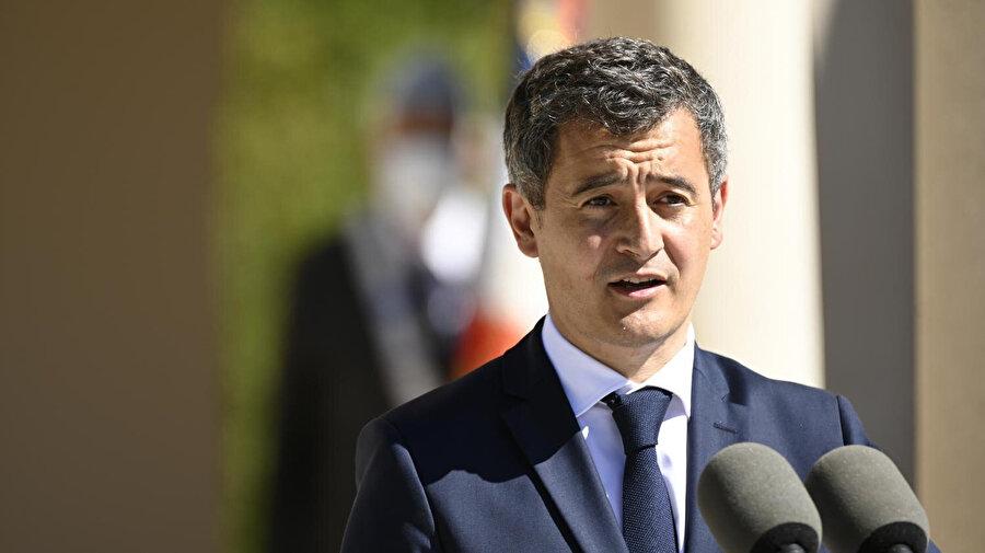 Darmanin, Müslüman derneklerinin kapatılmasının Fransa için iyi bir şey olduğunu savundu.