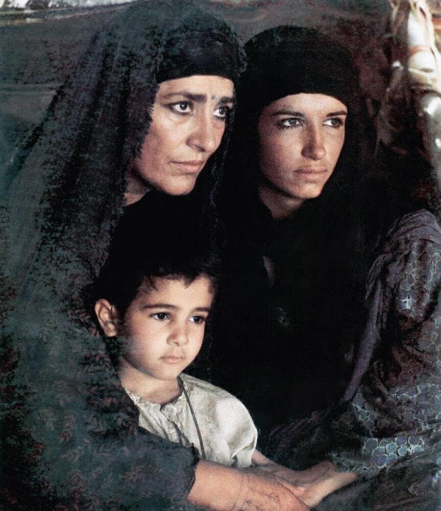 Ali'nin masumiyeti, Çöl Aslanı filminin en çarpıcı yönlerinden biriydi.