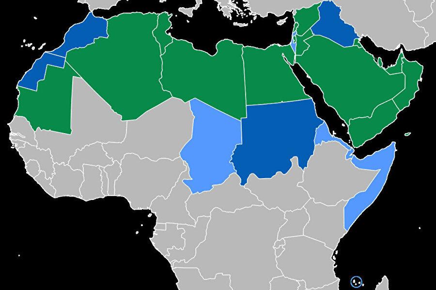 Arapça, geniş bir coğrafyada 400 milyondan fazla insan tarafından konuşulan bir dildir.