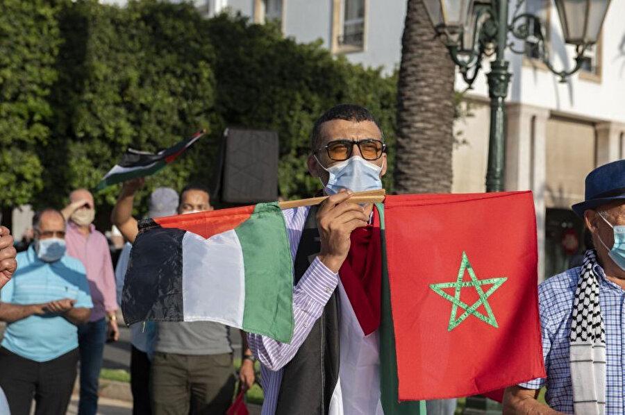 İsrail'in Arap ülkeleriyle ilişkilerini normalleştirme süreci 42 yıl içinde Mısır ve Ürdün ile sınırlıydı.