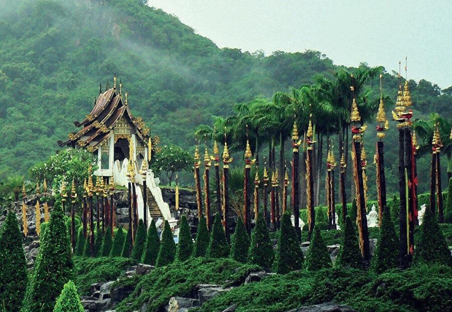 Bahçe 1980 yılında halka açıldı
