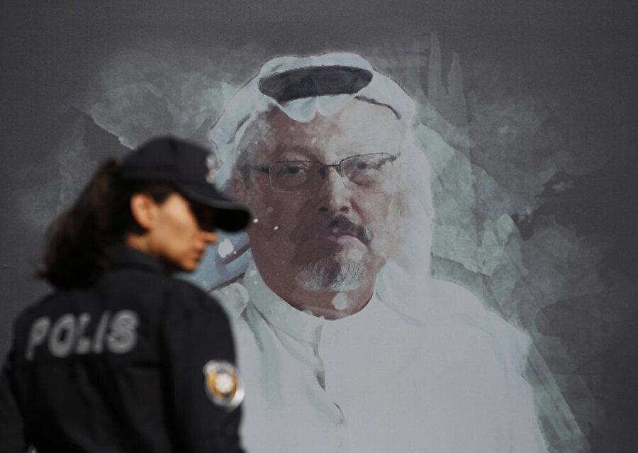 Suudi Arabistan'ın İstanbul Başkonsolosluğunda öldürülen Cemal Kaşıkçı.