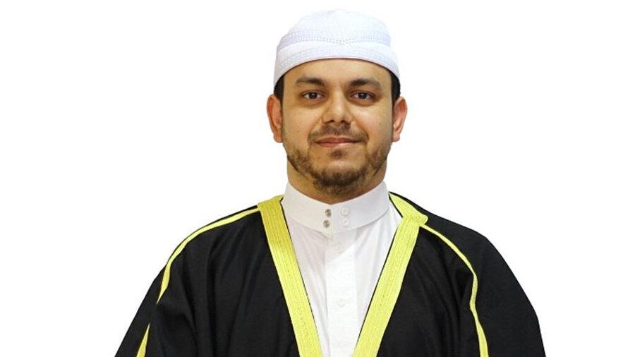 Filistinli bilim adamı Fadi el-Batş.