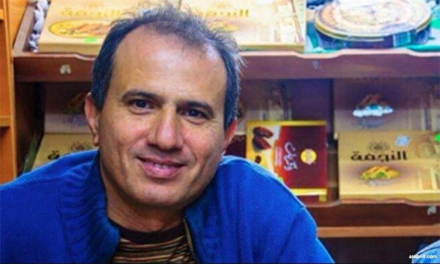 Filistin Halk Kurtuluş Cephesi'nden (FHKC) Ömer Nayif.