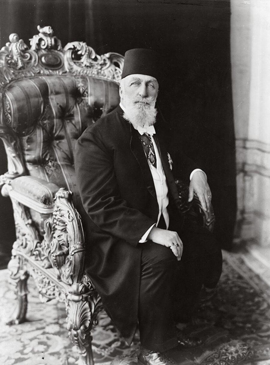 Son Halife Abdulmecid Efendi (1868-1944)