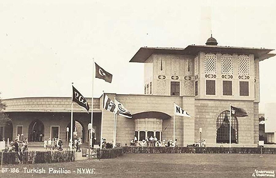 New York Dünya Sergisi, Türk Pavyonu (1939).