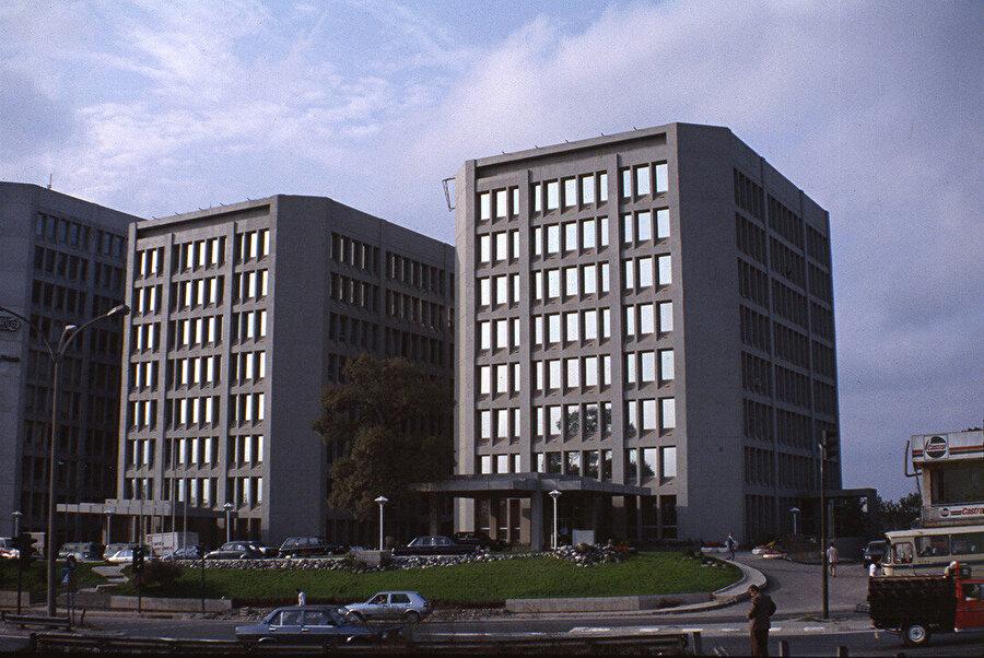 Alarko Ofis Binaları (1976-79), SALT Arşiv.