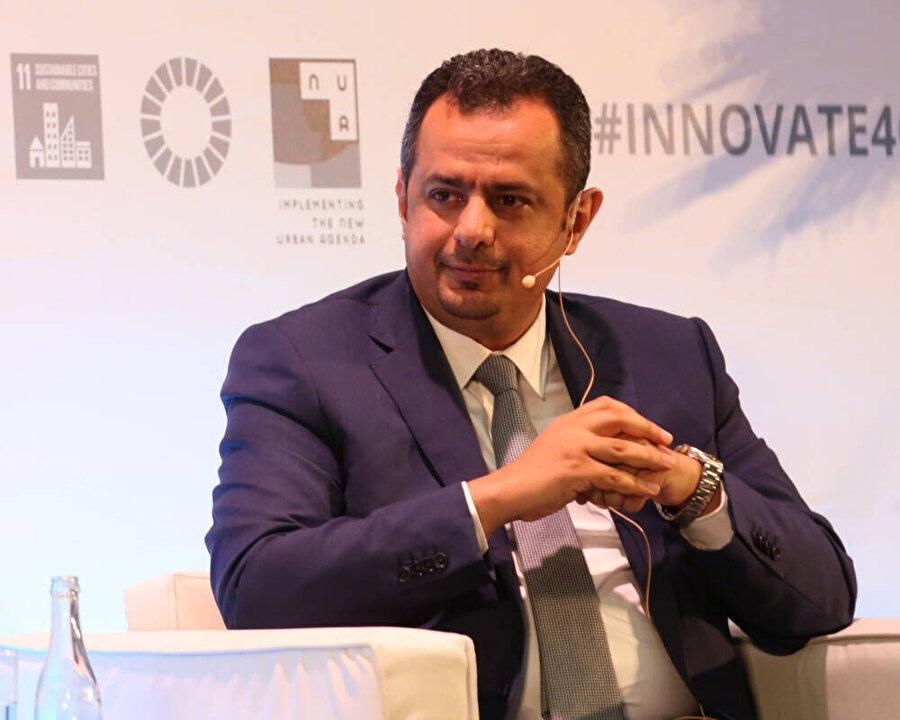 Başbakan Muin Abdulmelik.