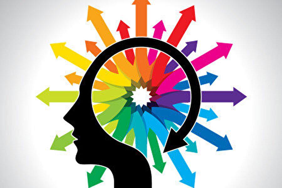 İnsan aslında hiç konuşmadan tercih ettiği renklerle dahi kendisi hakkında ipucu verebilir.