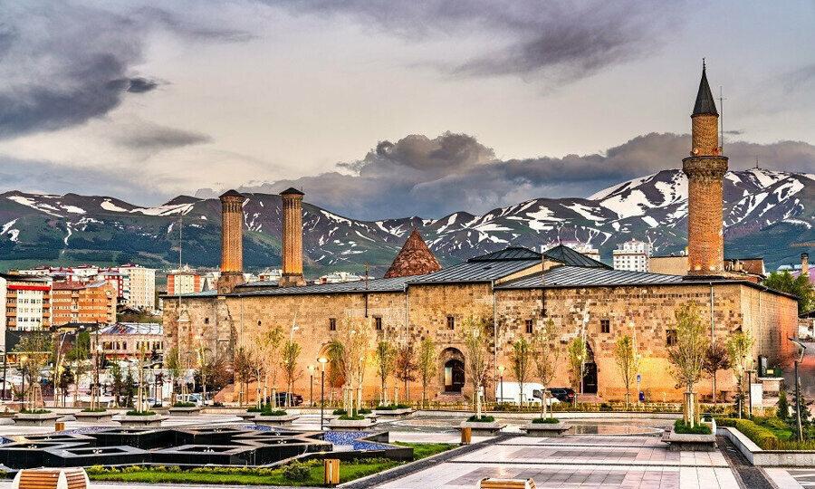 Erzurum Ulu Camii.