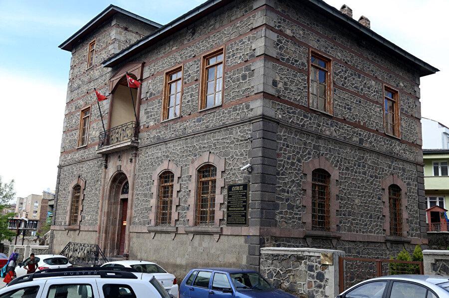 Erzurum Atatürk Evi.