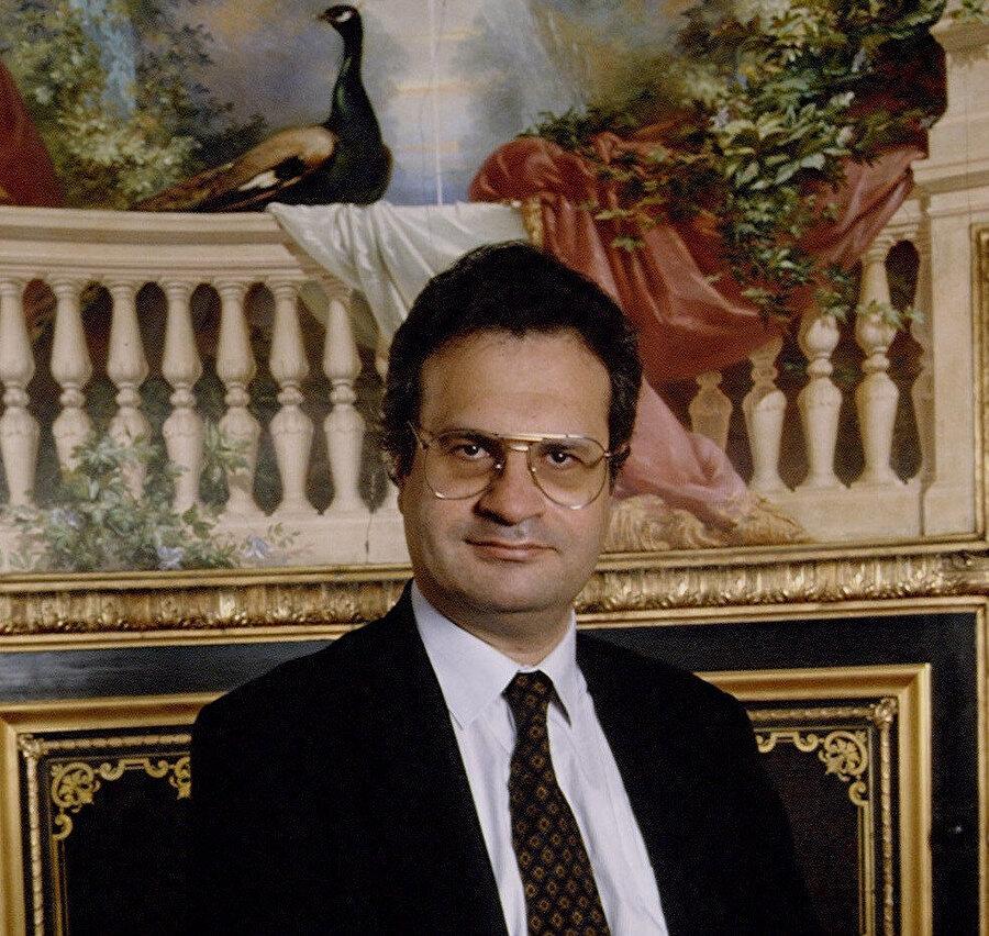 Emin Maluf, 1993.