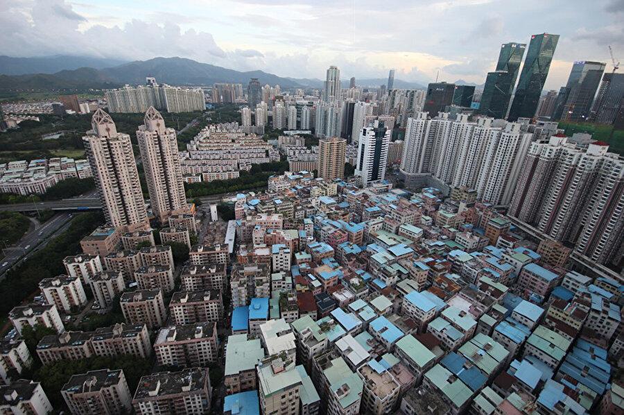 Shenzhen, Çin.
