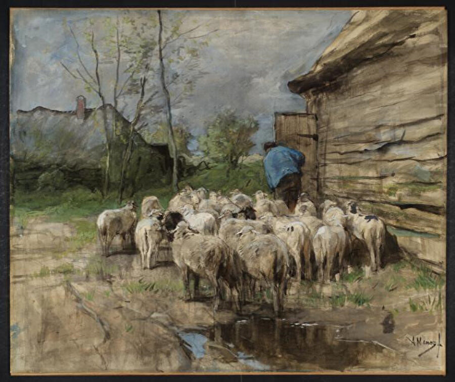 Çoban, saz âşığı gibi, bu diyara ses vermiştir.