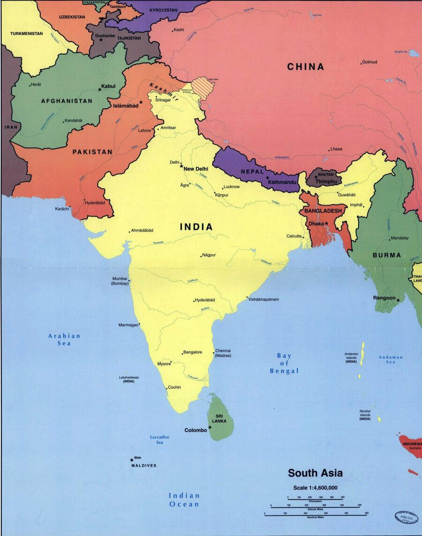 Örgütün hedefinde tüm Hint alt kırasında İslam Devleti kurmak var.