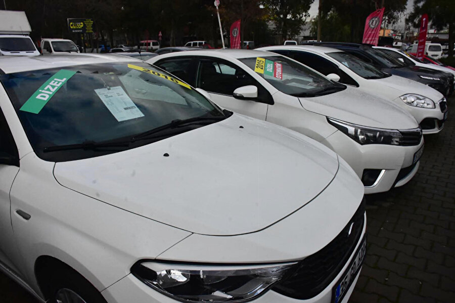 İkinci el otomobil sektörü 2020'de büyük bir taleple karşılaştı.