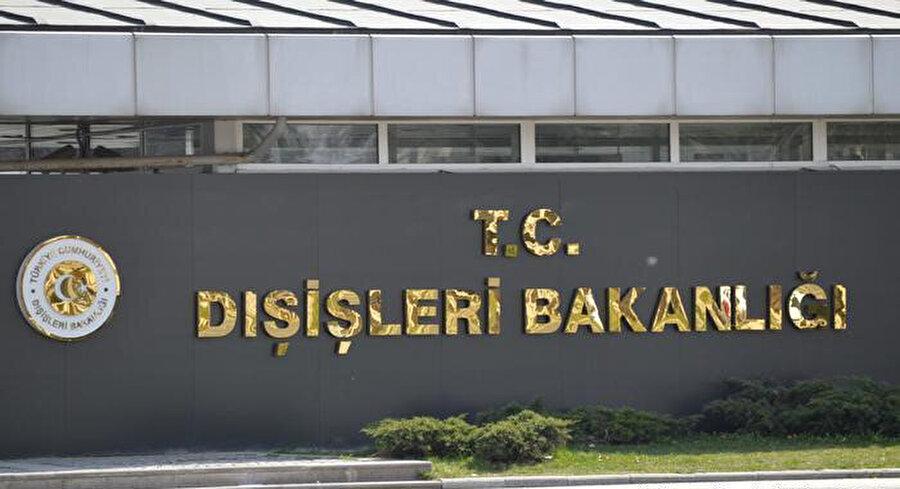 Dışişleri Bakanlığı Türkiye'nin, KİK'in birlik ve dayanışmasına önem atfettiğini belirtti.