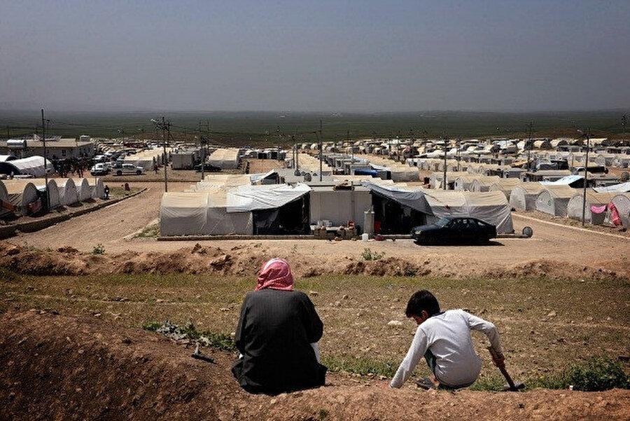 Irak, güvenlik ve siyasi istikrarsızlık nedeniyle ekonomik bir buhran içinde.