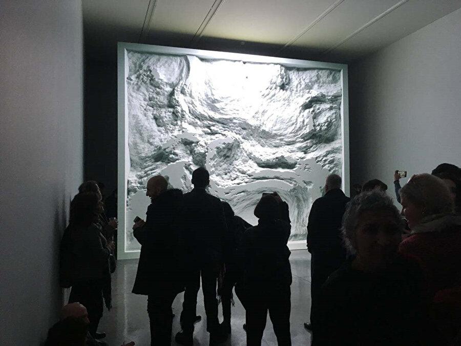 Eriyen Hatıralar, Pilevneli Galeri, İstanbul, 2018.