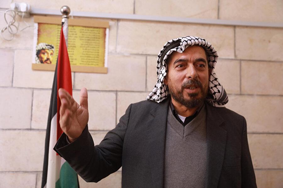 Filistin makamları da tutuklu Ebu Ahur'un hayatından endişe duyuyor.