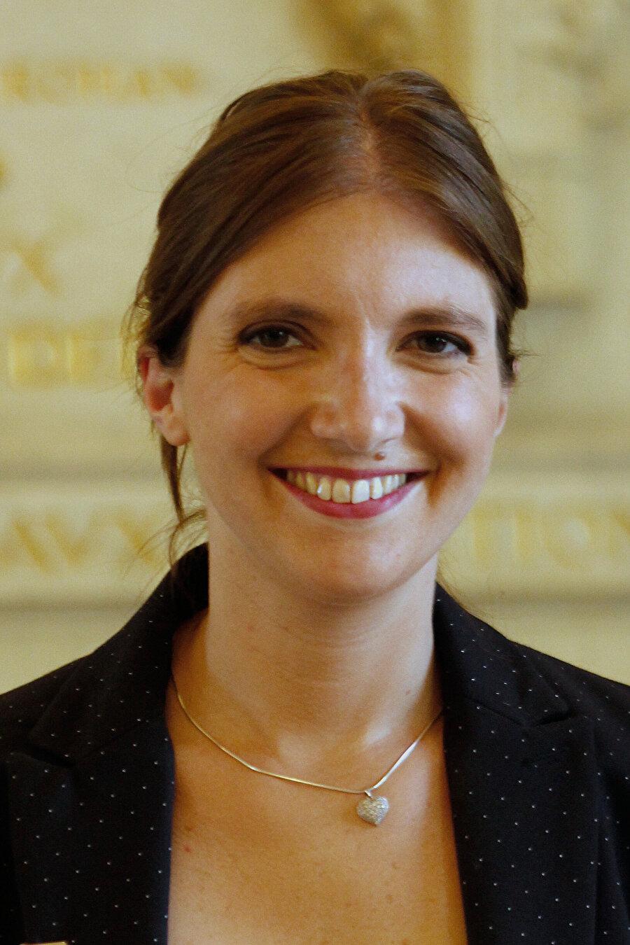 LREM Milletvekili Aurore Berge - Arşiv