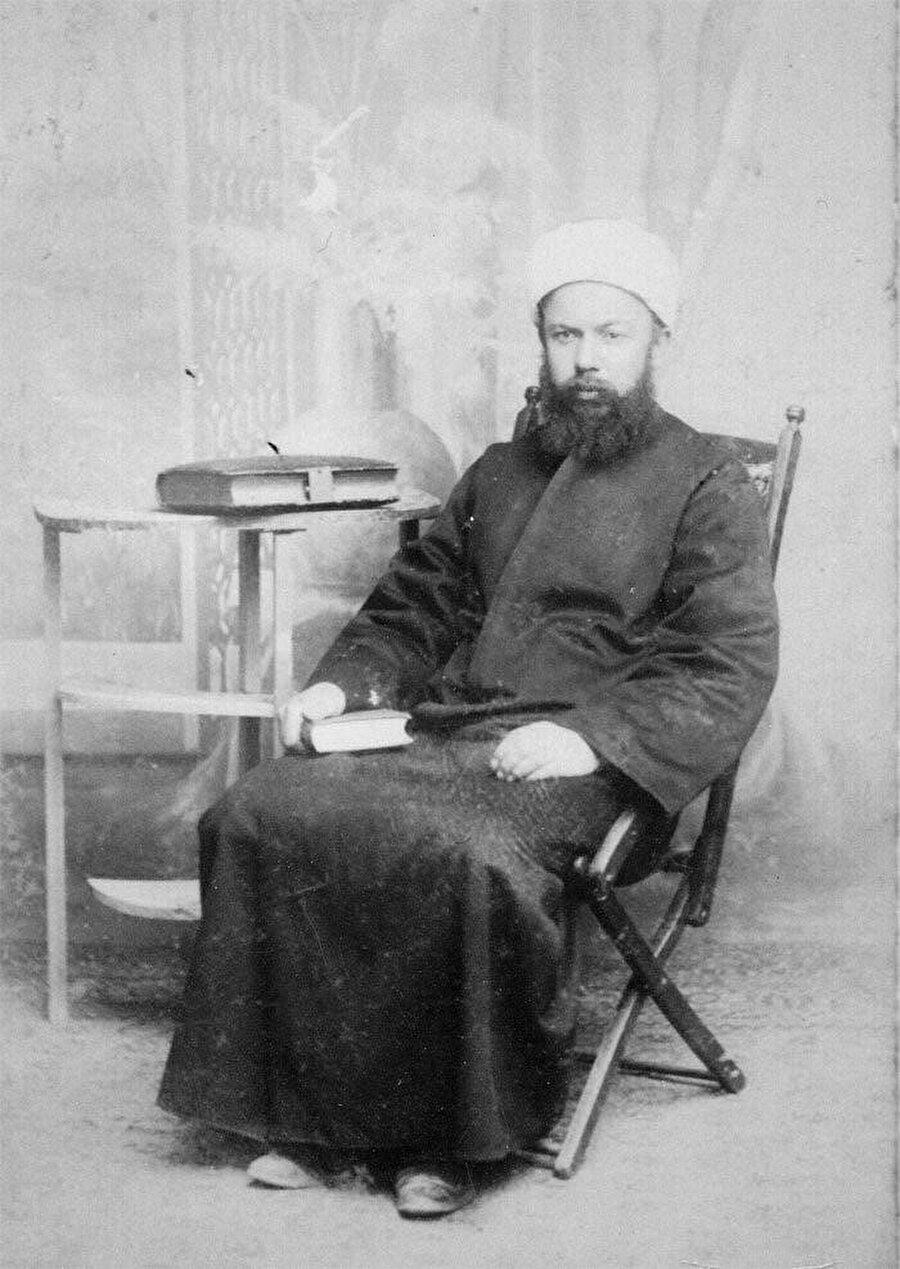Hacı Râgıp el Hâlidî.