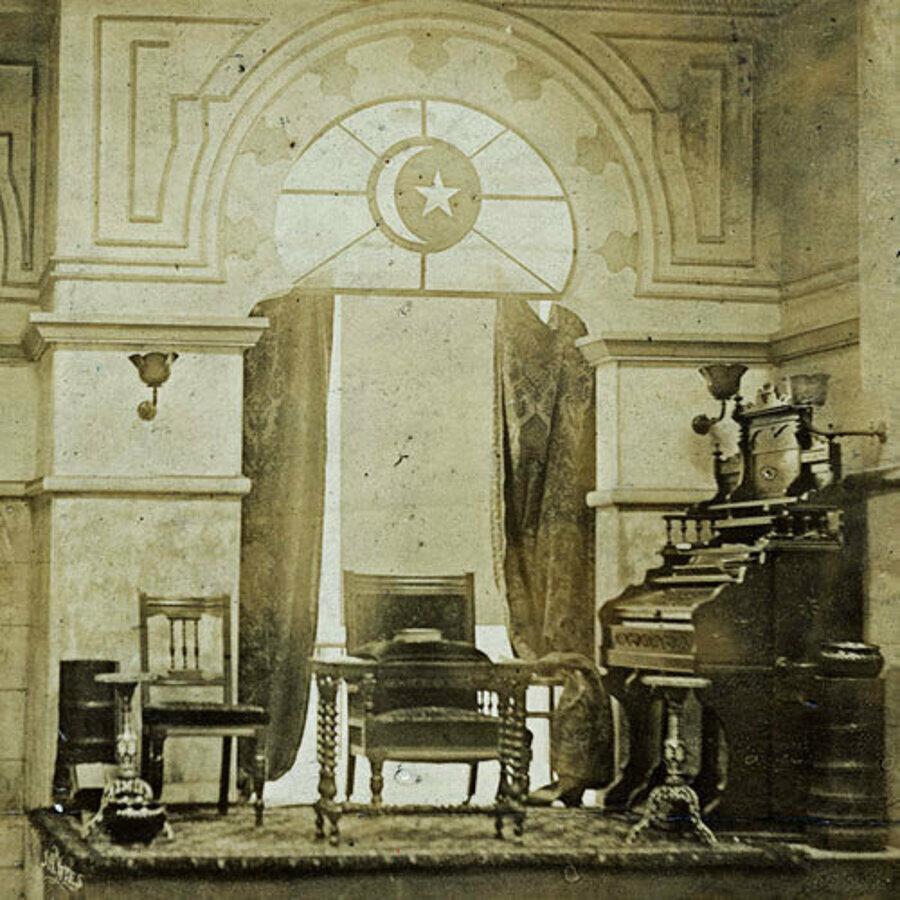 Quilliam, 1887 yılında Liverpool İslam Merkezi'ni kurdu.