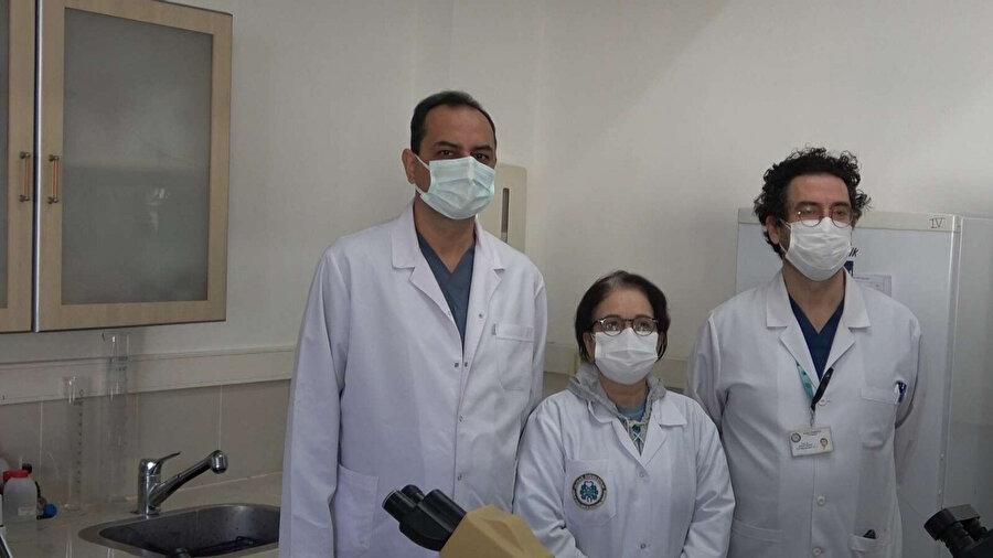 Spreyi geliştiren Türk doktorlar