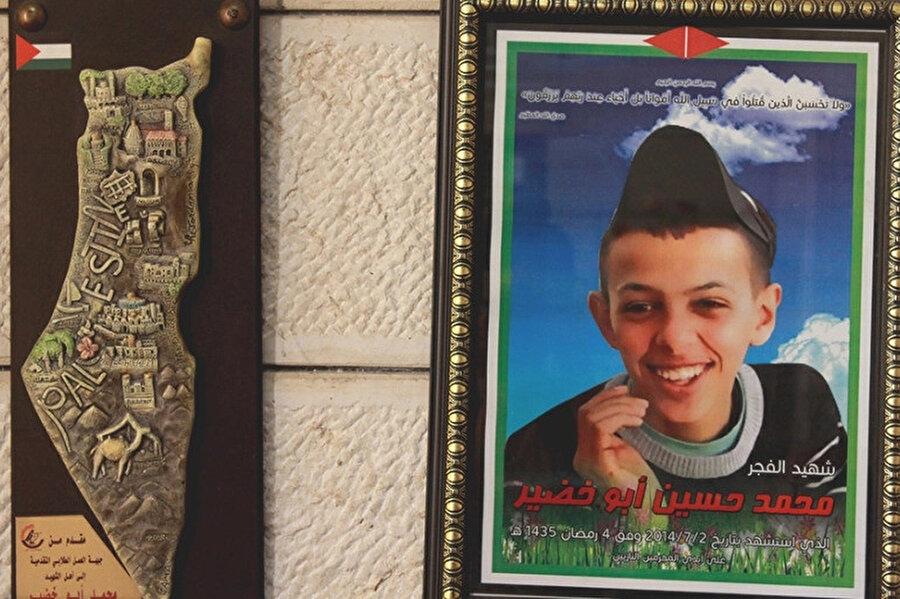 Muhammed Ebu Hudayr, fanatik Yahudiler tarafından kaçırılmış ve yakılarak katledilmişti.