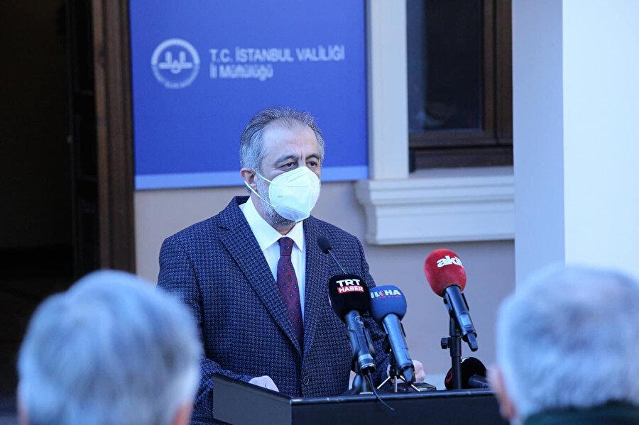 İstanbul Müftüsü Prof. Dr. Mehmet Emin Maşalı