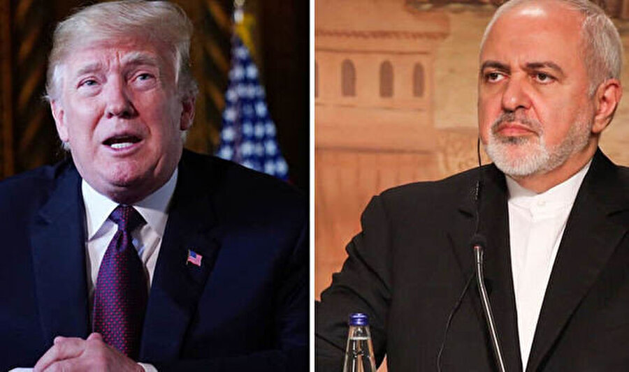 Zarif, ABD'nin eski başkanı Trump'ın İran direnişi ve nükleer anlaşmayla ilgili politikaları nedeniyle seçimleri kaybettiği yönündeki görüşlerin doğru olmadığını savundu.